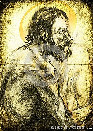 Holy man / the saint