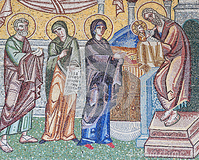 Holy Mosaic