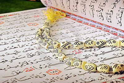 Holy Quran And Rosary