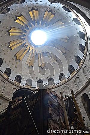 Holy Sepulchre Church Editorial Photo