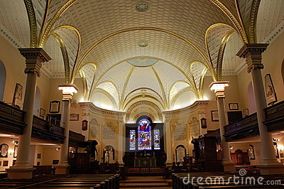 Holy Trinity Anglican Cathedral, Quebec City