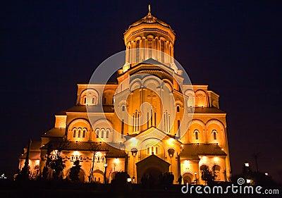 Holy Trinity Cathedral (Sameba), Tbilisi