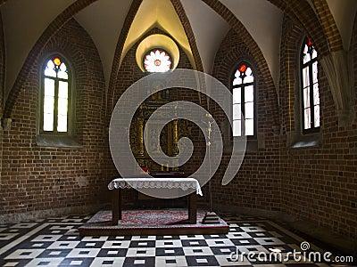 The Holy Trinity Church
