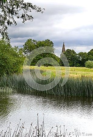 Free Holy Trinity Church, Ratcliffe-on-Soar Stock Photography - 32029192