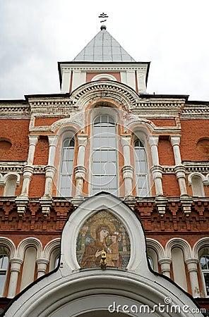 Free Holy Trinity Sergius Maritime Men Monastery. Stock Image - 74701271
