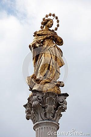 Holy Virgin Marry