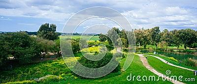Holyland Series -Afek National Park#3