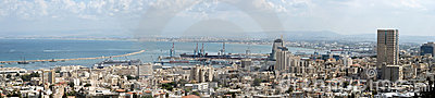 Holyland Series-Haifa Bay