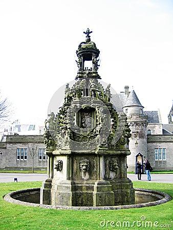 Free Holyrood Palace Royalty Free Stock Photography - 21874417