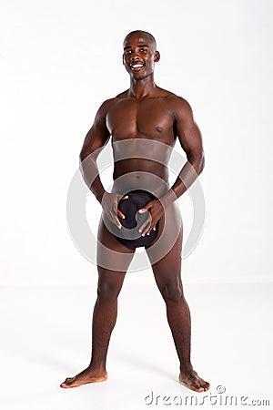 AFRIBOYZ - Varones Africanos Desnudos
