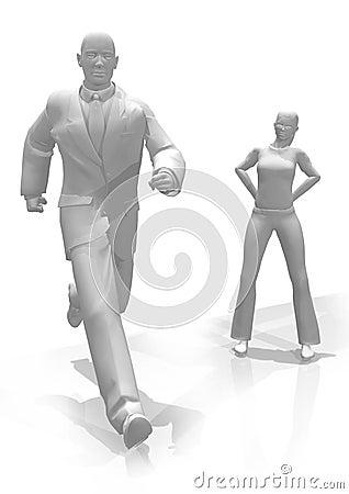 Hombre y mujer-1