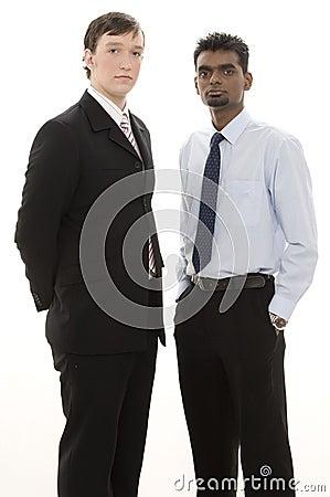 Hombres de negocios 1