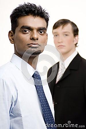 Hombres de negocios 6
