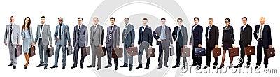 Hombres de negocios atractivos jovenes