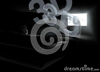 Home 3d TV