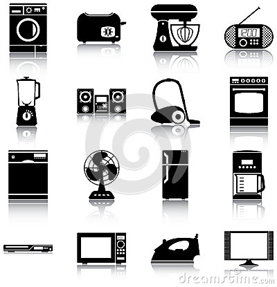 Free Home Appliances Stock Photos - 32122223