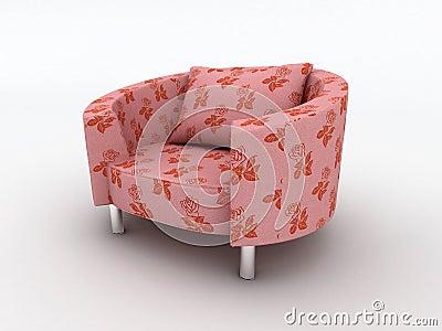 Home armchair