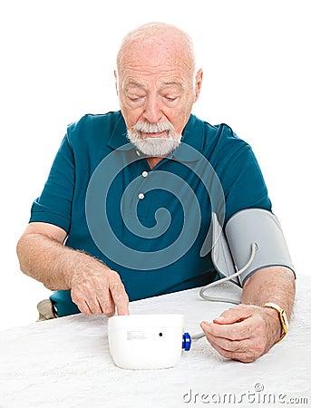 Home Blood Pressure Check