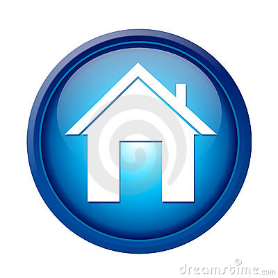 Home Button Royalty Free Stock Photos Image 5836498