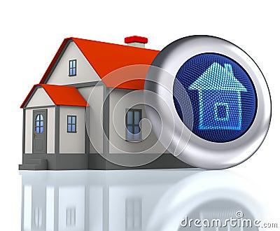 Home button concept