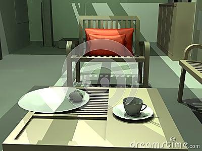 Home chair