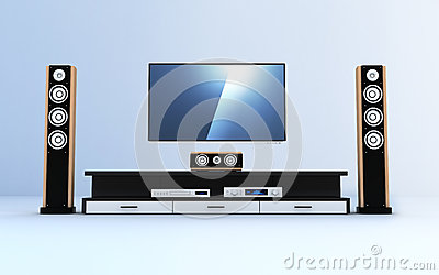 Home-cinema modern