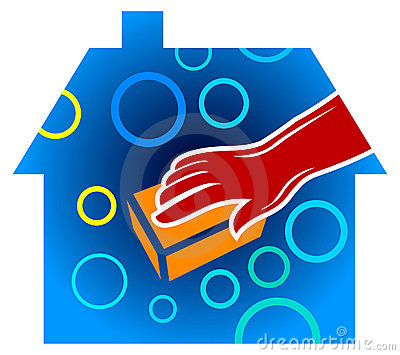 House Cleaning Logo Stock Photos, Images, & Pictures - 530 Images