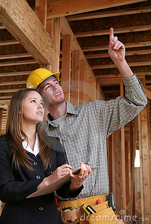 Free Home Construction Royalty Free Stock Photos - 2136508