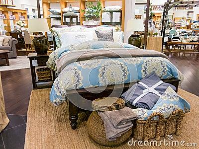 Home Decor Store In Dubai Mall Editorial Stock Photo