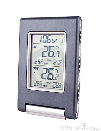 Home Electronic thermometer