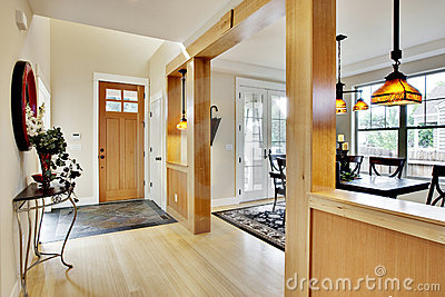 Home Entrance Hallway