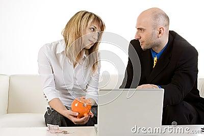 Home finance adviser