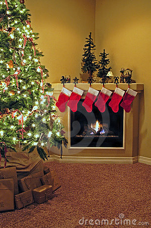 Free Home For Christmas Stock Images - 1723714