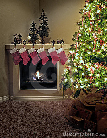 Free Home For Christmas Royalty Free Stock Image - 7198726