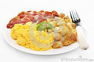 Home Fries Breakfast