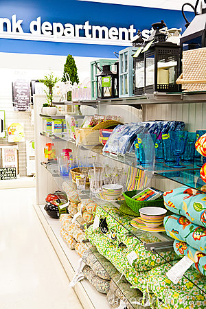 Home Goods Store Outdoor Living Items Editorial Photography Image 30915532