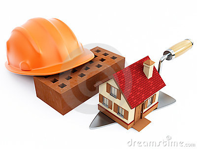 Home and hardhat