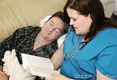 Home Health - Asleep