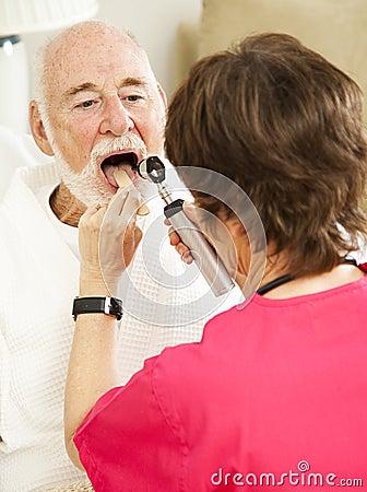Home Health Checkup - Ahhh
