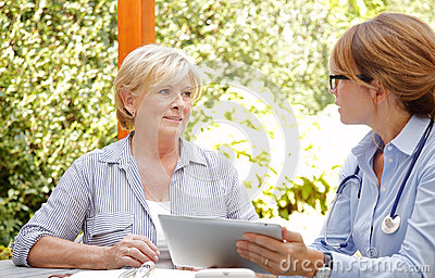 Home Healthcare Stock Photo Image 60184880