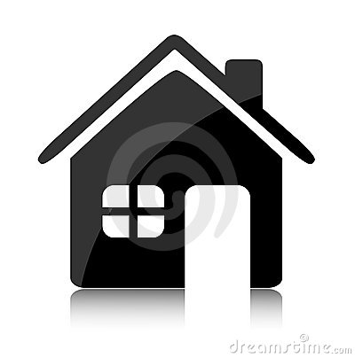 Free Home Icon Stock Photography - 17669622