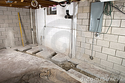 Home Improvement Basement Remodeling, Plumbing