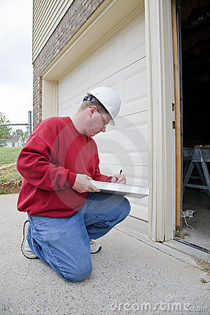 Free Home Inspector Stock Photo - 6828030