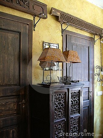 Free Home Interior Royalty Free Stock Photos - 185498