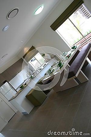 Free Home Interior Natural Light Stock Image - 1399351