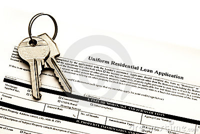 Home loan application