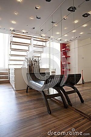 Home lobby interior design