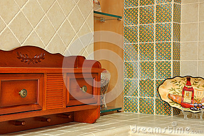 Home möblemang och prydnadar