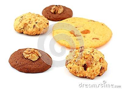 Home-made cookies