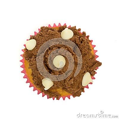 Home made cupcake